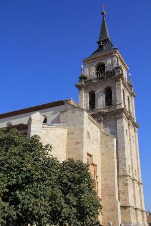 Church of Alcala de Henares, Spain Stock Photo - 12134199
