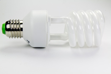 energy saving lamp photo