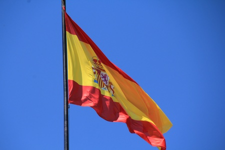 spaniard: Flag of Spain