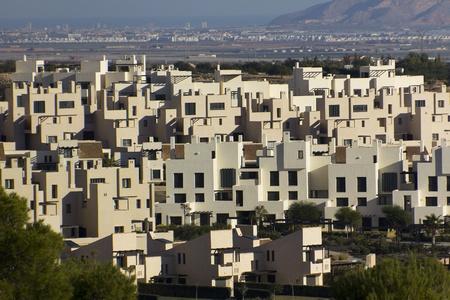 urbanization of small apartments holiday photo