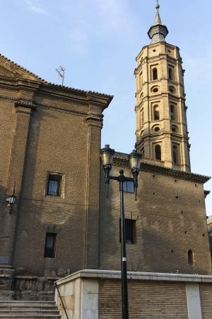 Church of San Juan de los panetes, Zaragoza, Spain photo