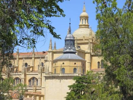 segovia: Cathedral of Segovia, Spain