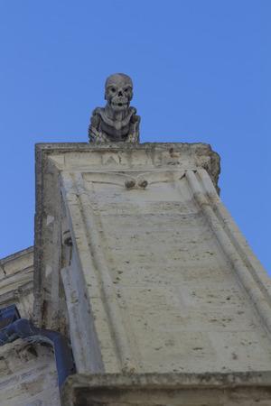 gargoyles: Gargoyles of the Cathedral of Palencia, The Beautiful Unknown, Palencia, Spain