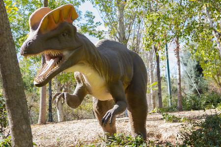 carnivore: dinosaur carnivore Coritusaurio
