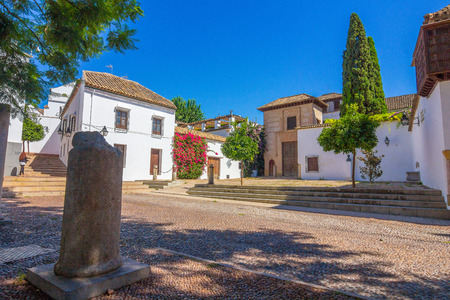 cordoba: Typical nice clean city streets Cordoba, Spain