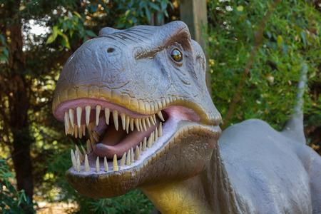 carnivore: fearsome carnivore dinosaur Tyrannosaurus Rex