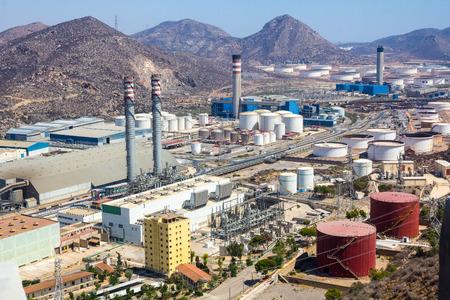 industrial park: