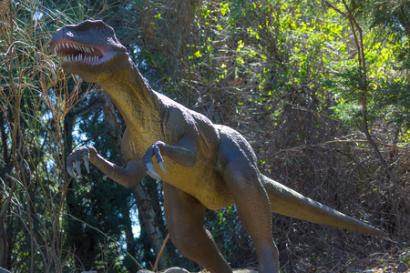 tyrannosaurus rex: fearsome carnivore dinosaur Tyrannosaurus Rex