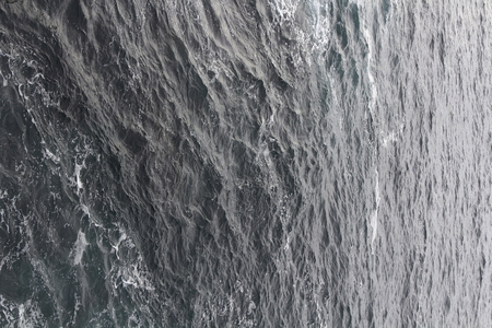 rough sea: Background with rough sea waters