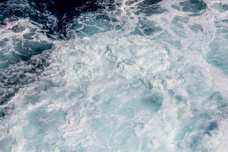 rough sea: Background with rough sea foam
