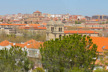 General view of the city of Salamanca, Spain Stock Photo
