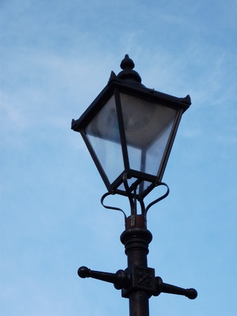 Old Street Light