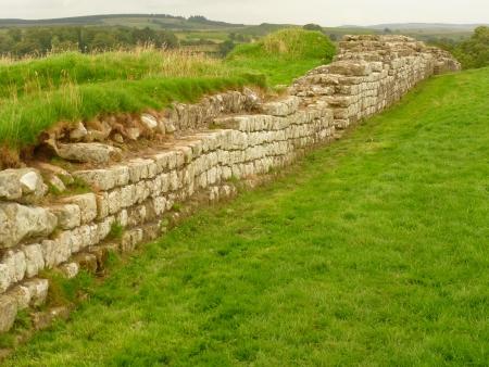 hadrian: S Muro de Adriano