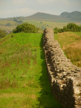 Hadrian s Wall Stock Photo - 16671523
