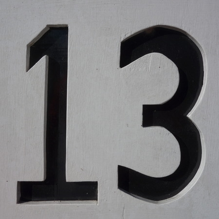 thirteen: Number Thirteen
