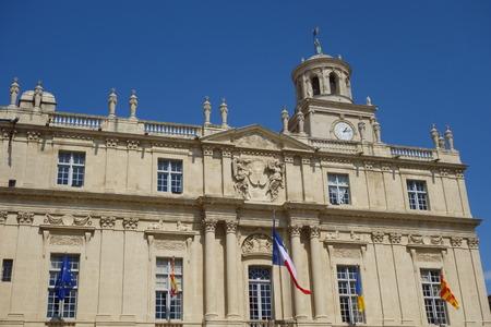arles: Arles Town Hall