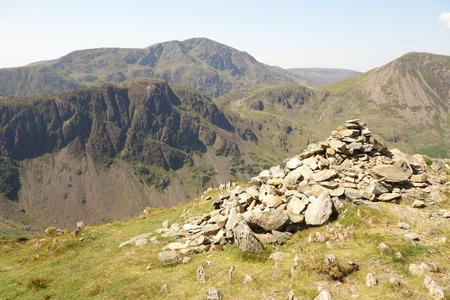 haystacks: Summit Cairn and Haystacks