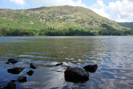 Ullswater and Place Fell photo