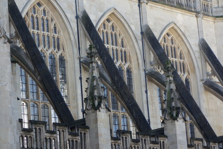 buttresses: Flying Buttresses