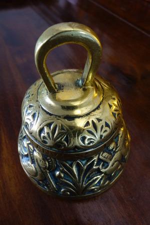 summon: Brass Hand Bell