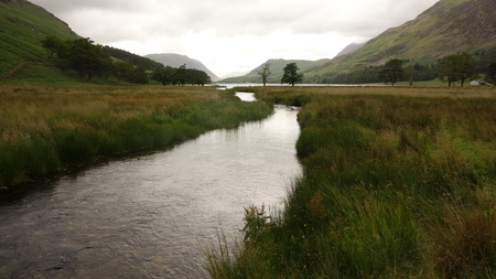 beck: Warnscale Beck and Buttermere