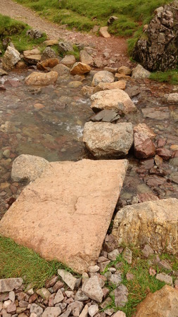 stepping: Stepping Stones
