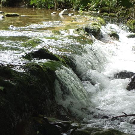 beck: Cald Beck Waterfall
