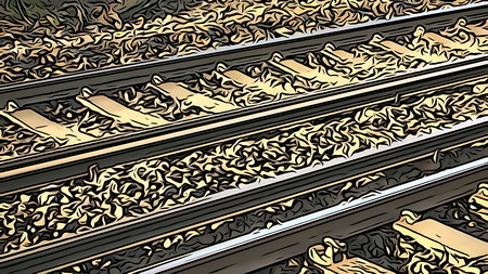 sleepers: Train Tracks