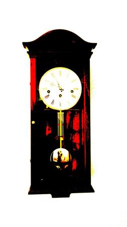 reloj de pendulo: Relój de péndulo