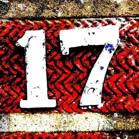 seventeenth: Number Seventeen