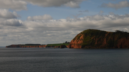 Jurassic Coast West of Sidmouth