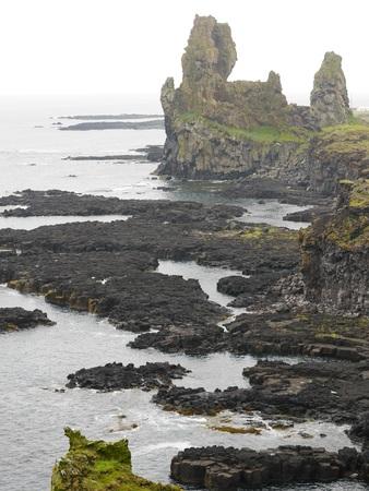 Londrangar Sea Stacks