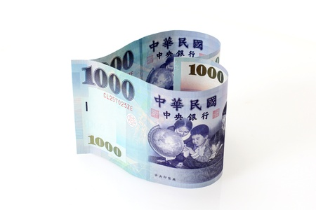 nt: heart shape NT dollar Stock Photo