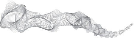 swirling net Vector