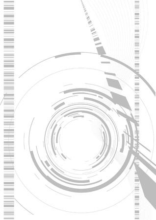 sparare: sfondo astratto della fotocamera