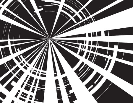 focal: black abstract background Illustration