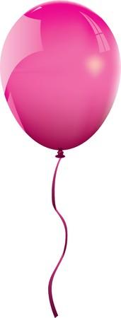 single balloon Vector