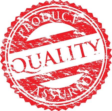 assured: sello de calidad  Vectores