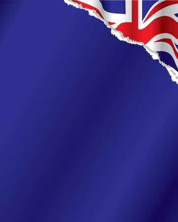 union: bandiera britannica sfondo  Vettoriali
