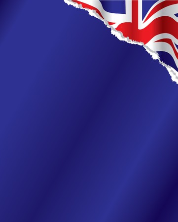 british flag background Vector