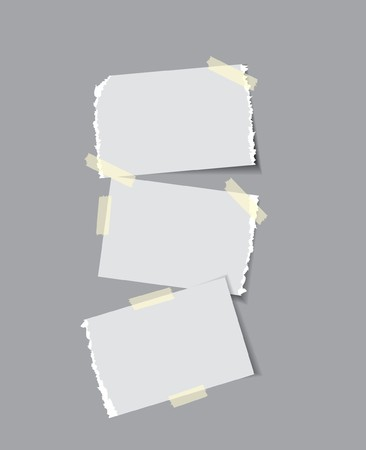 ripped paper Stock Vector - 7661451