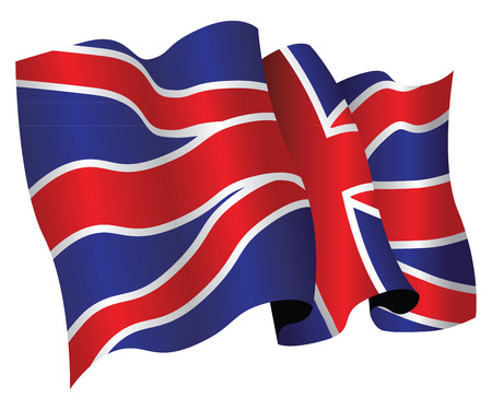 british flag Stock Vector - 8509337