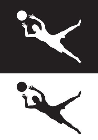 futbol: portiere