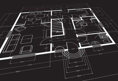 floor plan: architectural background