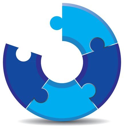 jigsaws: sfondo Jigsaw