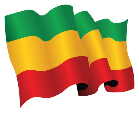 ethiopian: ethiopian flag