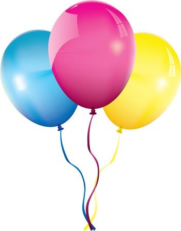 balloons Vettoriali