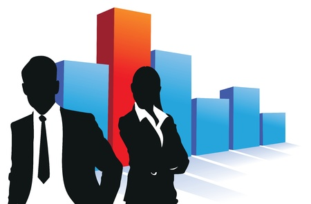 financial official: business people