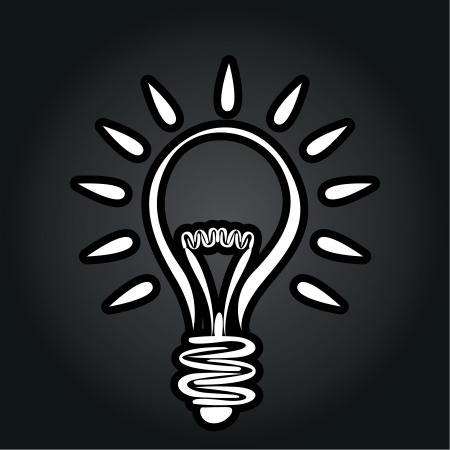 id�e lumineuse: id�e ampoule