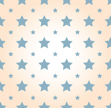 seamless star background Stock Vector - 15924610